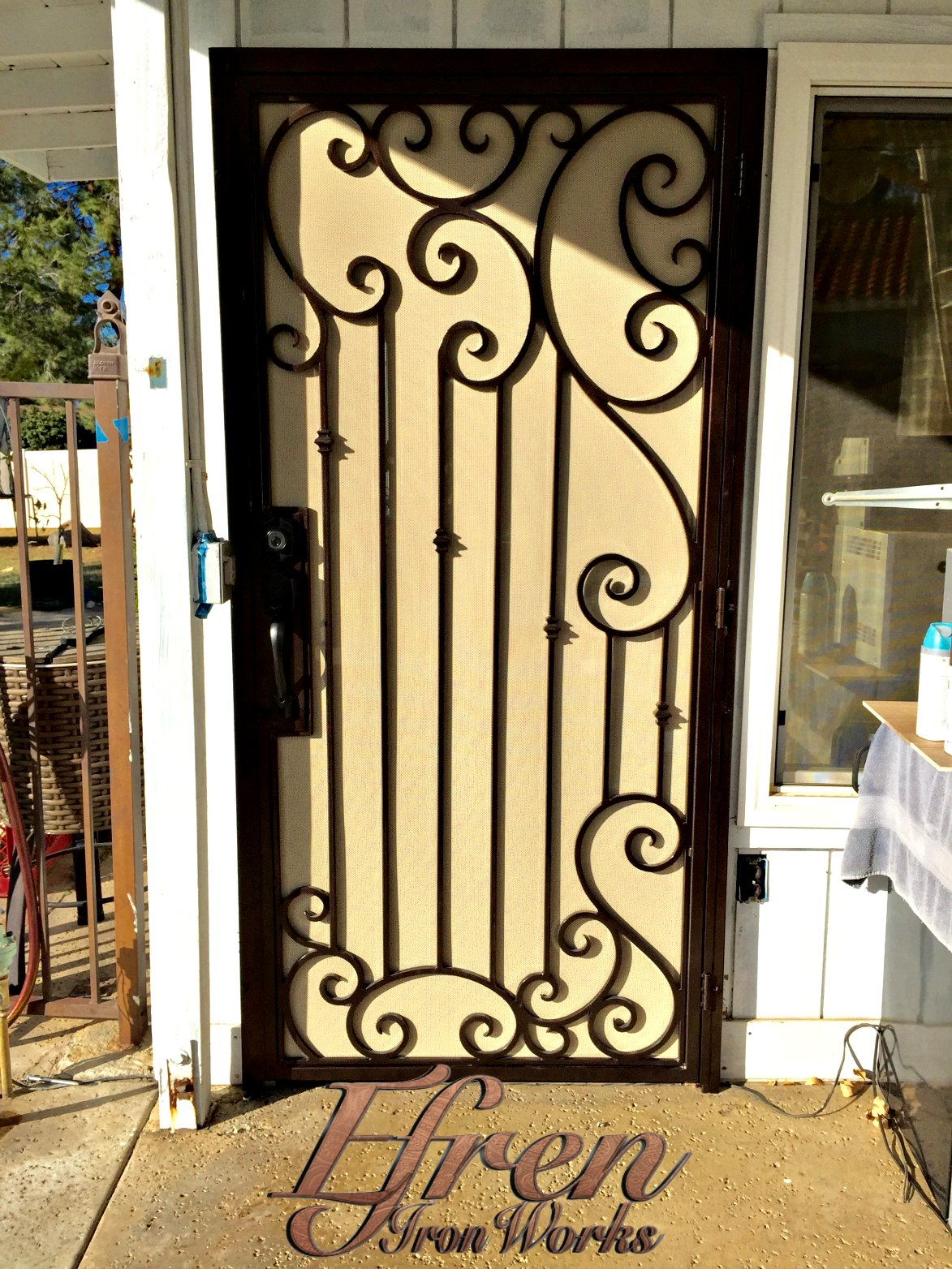 Charmant Artistic Wrought Iron Works